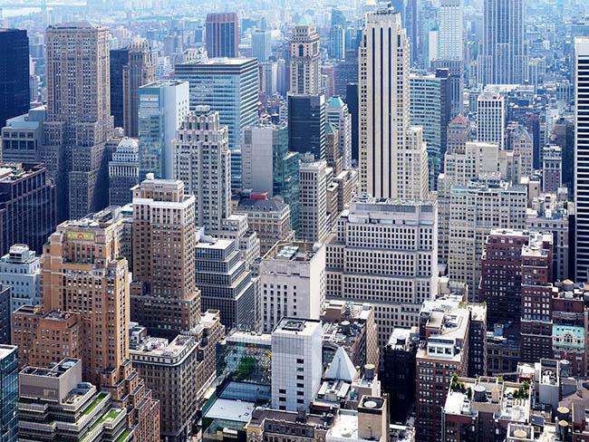 En Manhattan, hasta el momento, hay 5 grandes edificios que generan más plusvalía vacíos que llenos. Este es el nuevo mundo de las altas finanzas