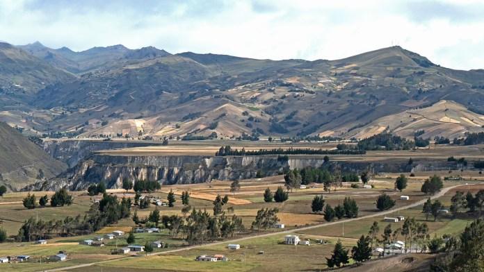Migración rural ecuador