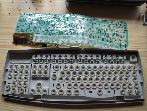 Limpieza del teclado de la computadora III  Culturacin