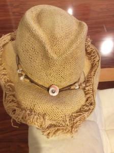 Jos pălăria