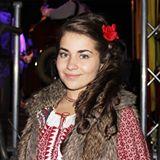 Fotografia de profil a Roxanei Clopotaru