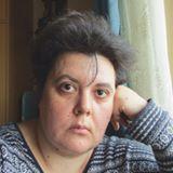 Fotografia de profil a Cristinei-Monica Moldoveanu