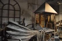 En este taller también se ha trabajado la forja de metales - Fuente propia