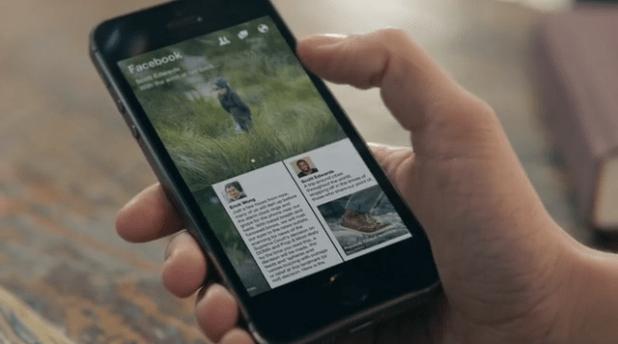 facebook presenta paper app cultura geek