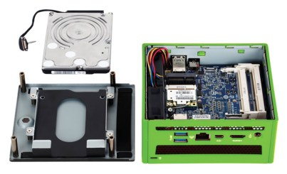 'BRIX Gaming DIY PC Kit @culturageek