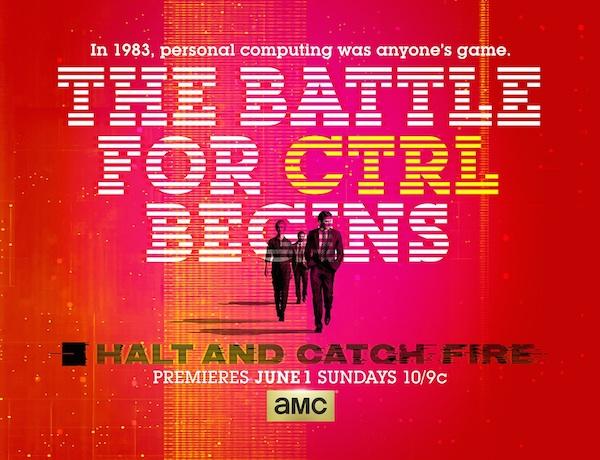 Halt and catch fire -cultura-geek