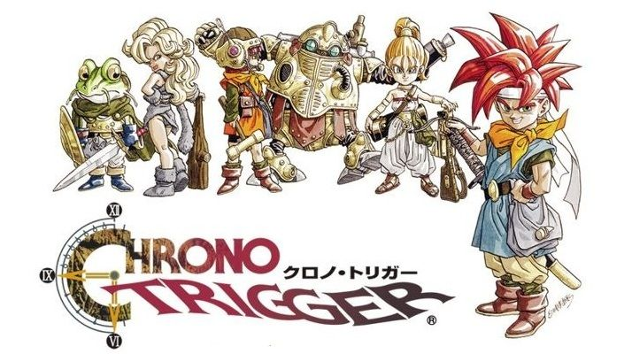 Cultura geek Chrono Trigger personajes
