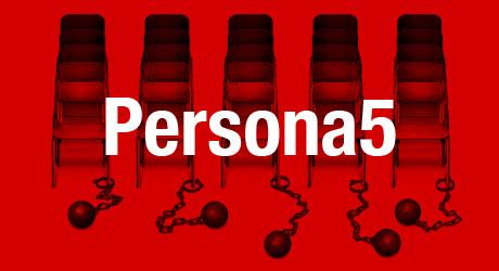 Persona5 @culturageek