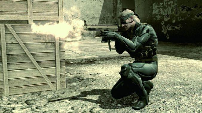 Metal Gear @culturageek