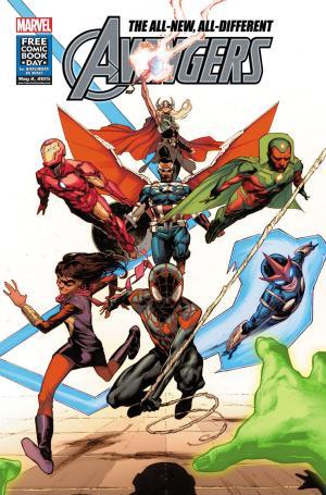 all new avengers - culturageek