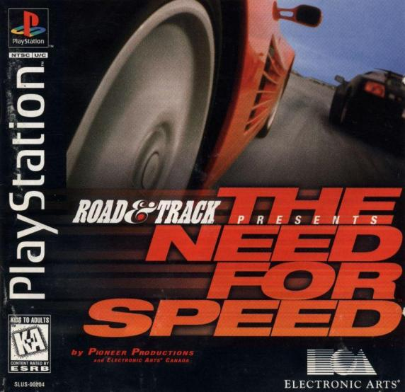 need for speed 1994