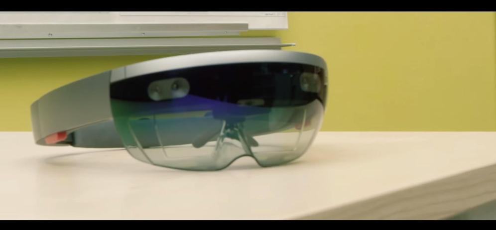 HoloLens.