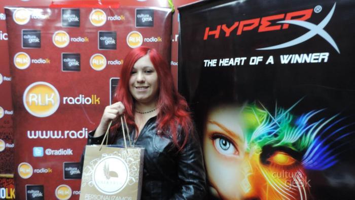 Valkyrya Productos Cultura Geek - Desafío HyperX Fifa15 con Patán vs Oyentes