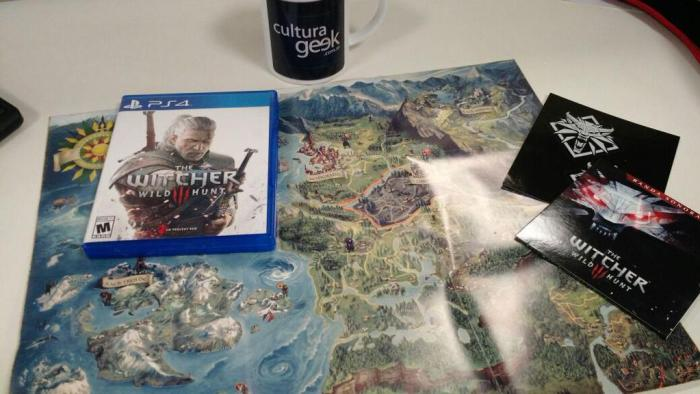 Witcher 3 Wild hunt mapa completo Electronic Things Culturageek.com.ar