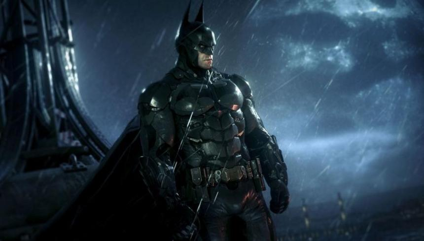 Cultura Geek Batman Arkham Knight 1