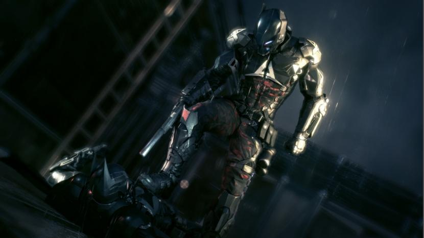 Cultura Geek Batman Arkham Knight 3
