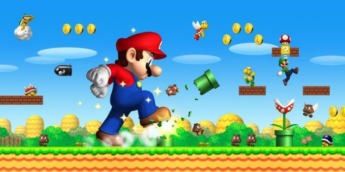 Cultura Geek Super Mario