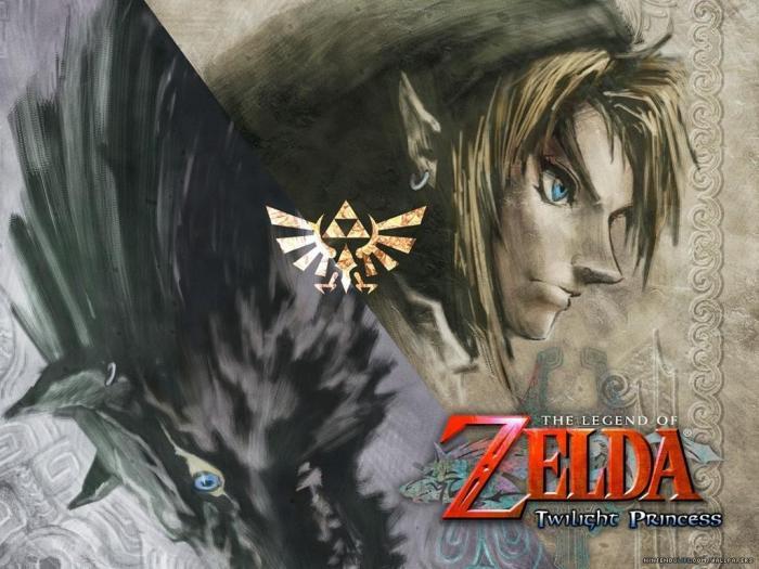 Cultura Geek Zelda Twilight