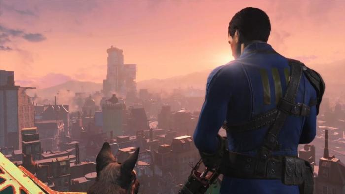Cultura Geek Fallout 4 gameplay 1