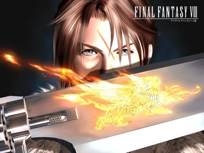 Cultura Geek Final Fantasy 8