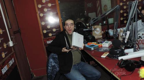 Cultura Geek 200 fotos del programa radial de tecno y games repleto de sorteos! @culturageek