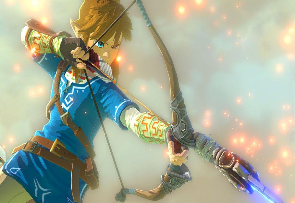 Cultura Geek Zelda Wii U 1