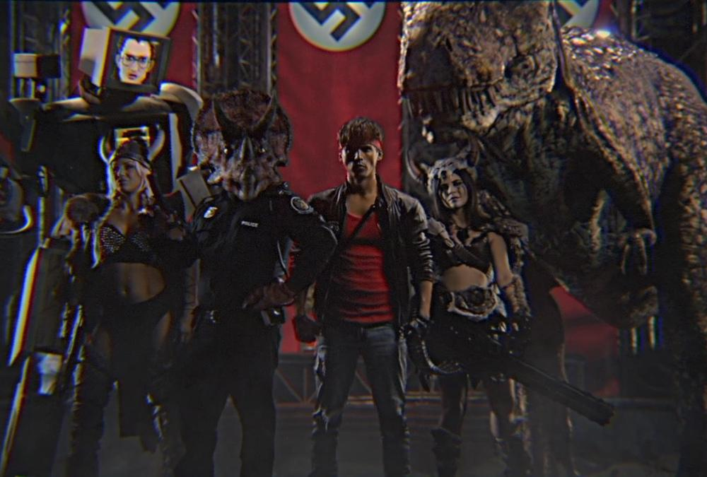 El dream team de Kung Fury