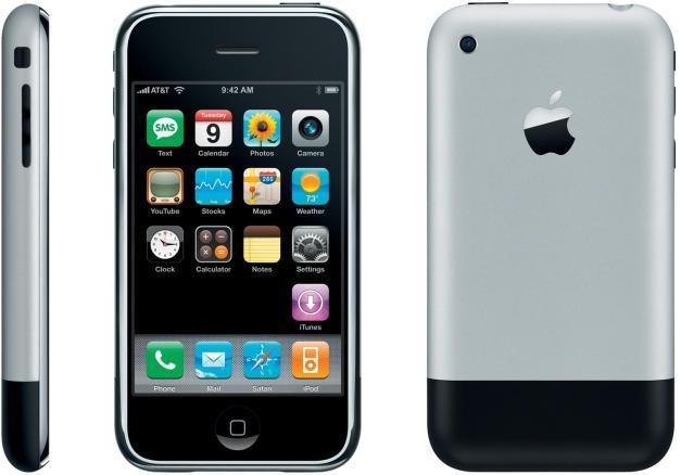 iPhone 2G.