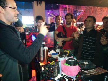 Cultura Geek Argentina Game Show 7