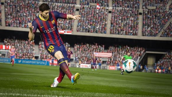 Cultura Geek FIFA 15 Argentina Game Show 1