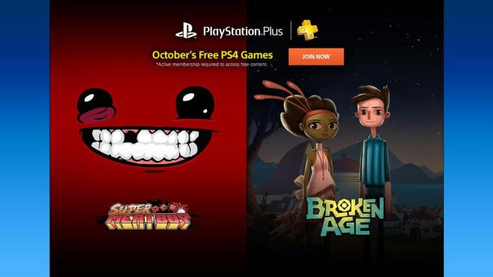 Cultura Geek PlayStation Plus Octubre 2015