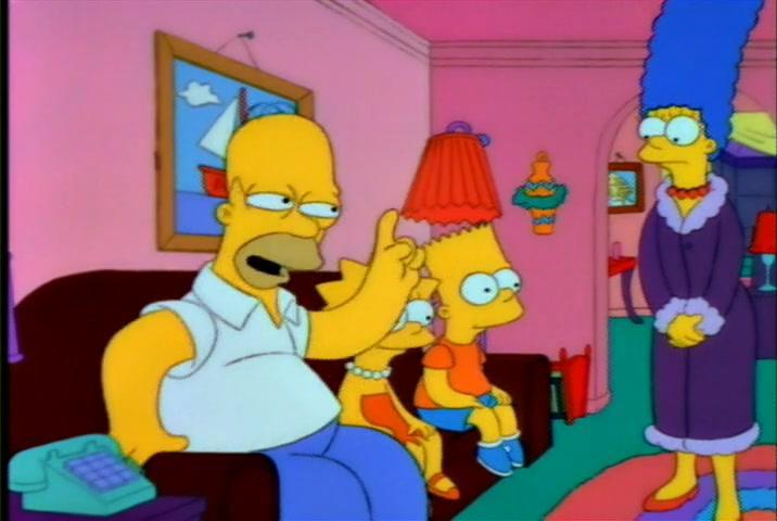 Cultura Geek Simpsons LSD 1