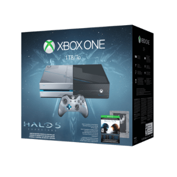 Bundle Xbox One Halo 5