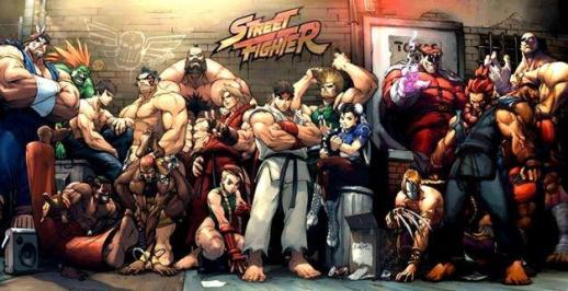 street fighter culturageek.com.ar