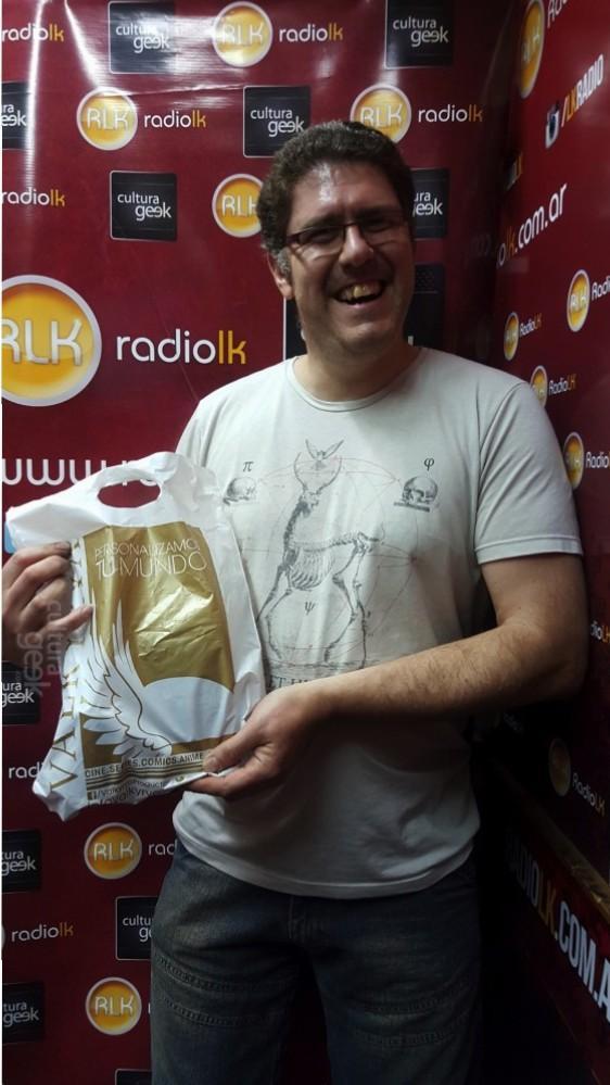 El ganador del premio Valkyrya