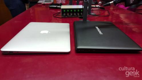 Bangho G05 vs Macbook Air
