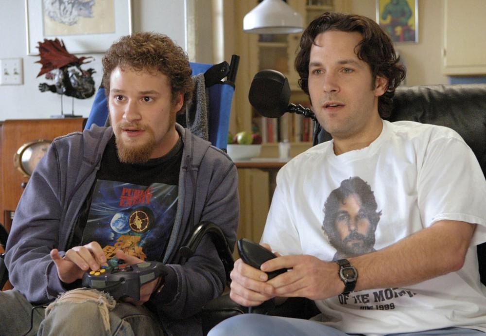 Cultura Geek Famosos Gamers Seth Rogen 1