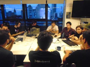 Cultura Geek Global Game Jam 3