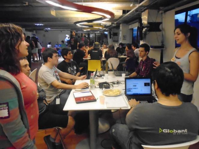 Cultura Geek Global Game Jam 5