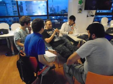 Cultura Geek Global Game Jam 2