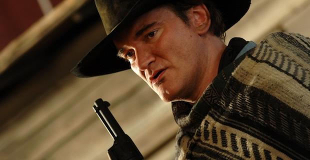 Quentin Tarantino cultura geek