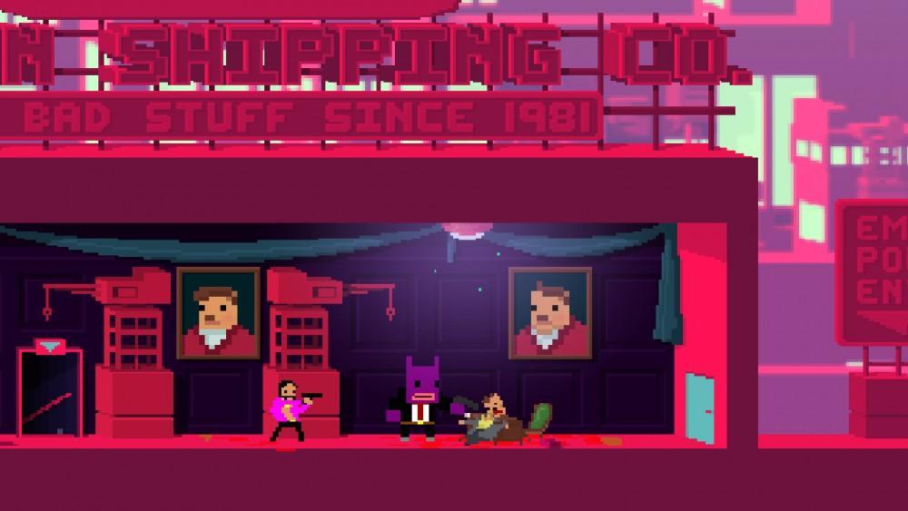 Cultura Geek Not A Hero PS4 2