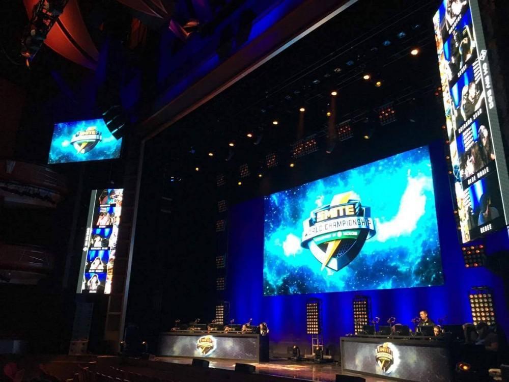 Isurus Gaming Mundial Smite World cup culutrageek.com.ar