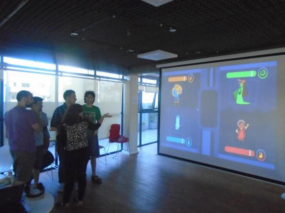 Cultura Geek Global Game Jam Cierre 1