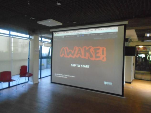 Cultura Geek Global Game Jam Cierre 5