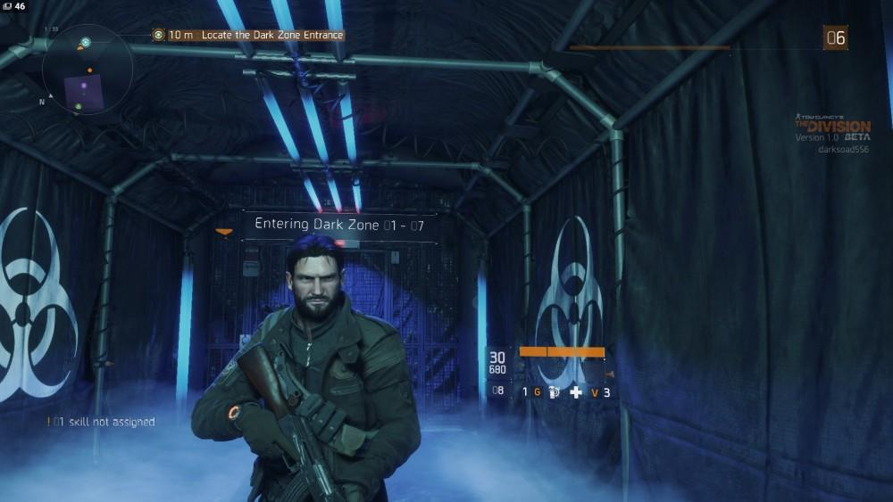 Cultura Geek The Division Beta 7