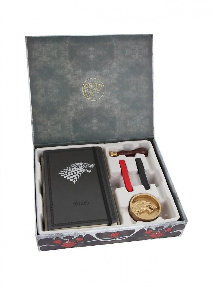 Cultura Geek Game of Thrones Set de escritorio Stark 2