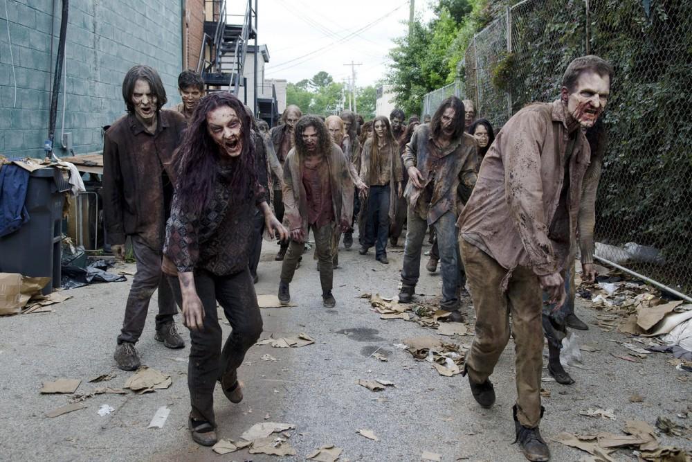 Cultura Geek Johnny Depp Walking Dead 1