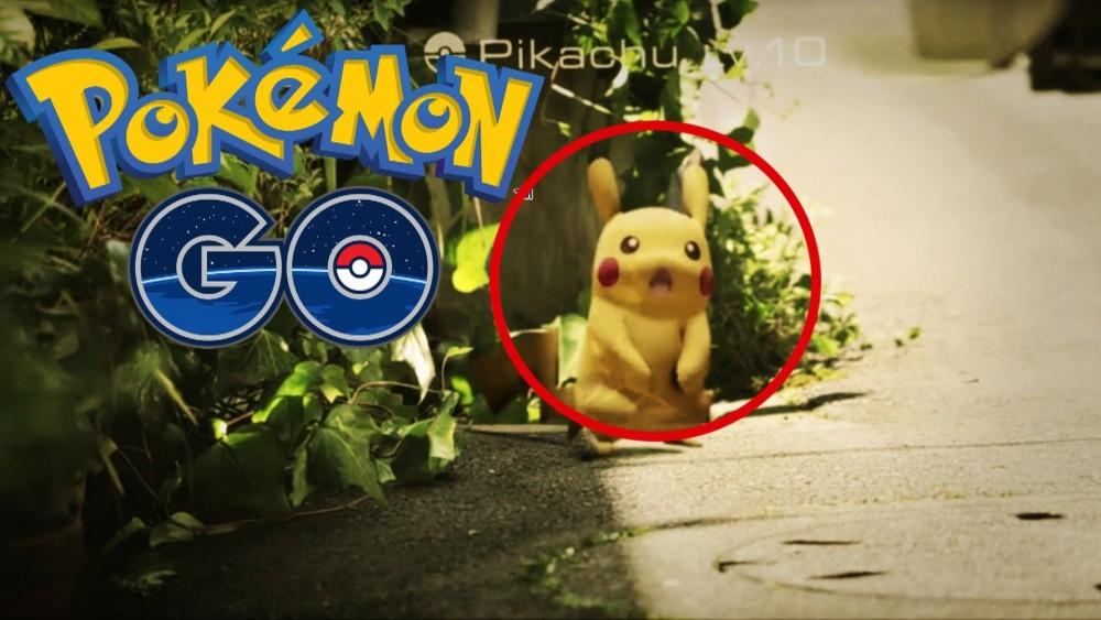 Pokemon Go Beta Japón 2
