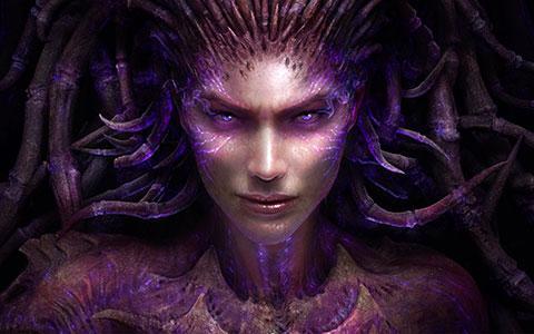 Mujeres en los videogames culturageek.com.ar starcraft 2